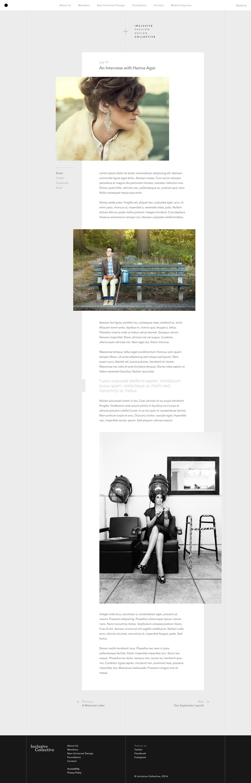 London website design and development — Howells—Studio